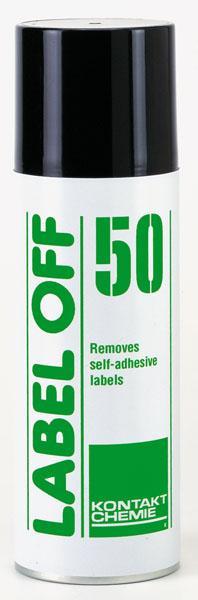 Label Off 50